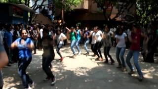 Flash Mob @ GIT Belgaum-Part 1