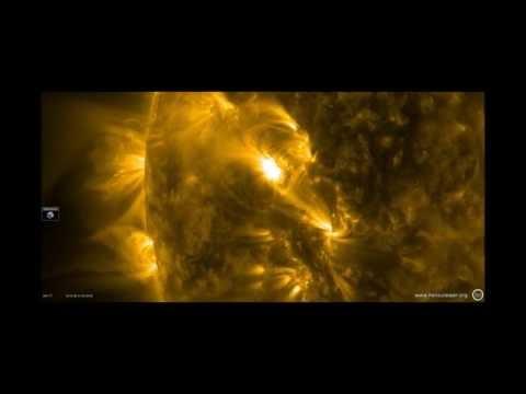 Solar Dynamic Observatory - June 14, 2016