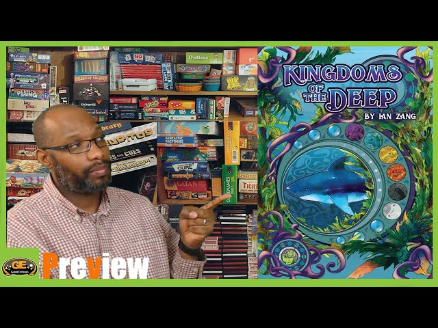 Kingdoms Of The Deep Preview