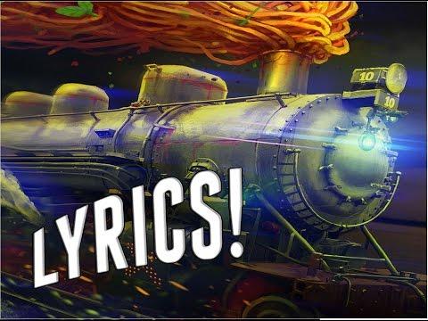 Spag Heddy - Pastanistan Express   LYRICS!