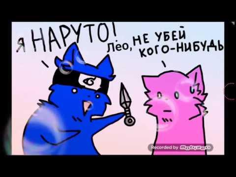 Кошка Лана и Кот Леонард