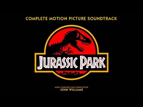 01 Opening Titles & Theme from Jurassic Park | Jurassic Park OST