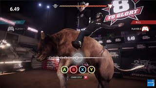 8 to Glory – The Official Game of the PBR (PS4, XBOX ONE)