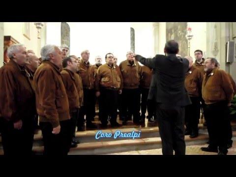 Improvviso (Bepi De Marzi) - Coro Prealpi (Villa Pedergnano BS)