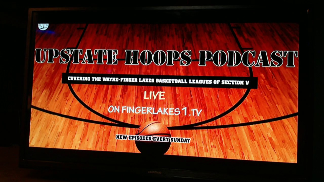 UPSTATE HOOPS: Red Jacket boys basketball in-studio (podcast)