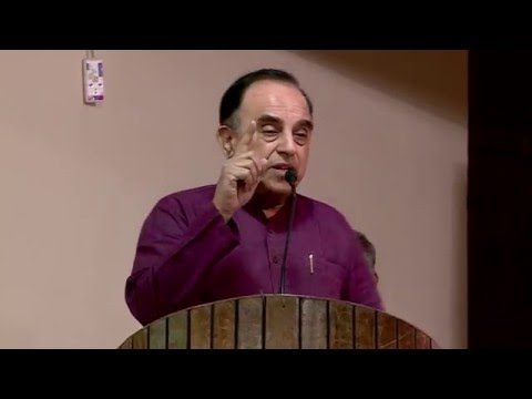 Dr. Subramanian Swami's Speech on the occassion of Hindu Munnani DVD Release