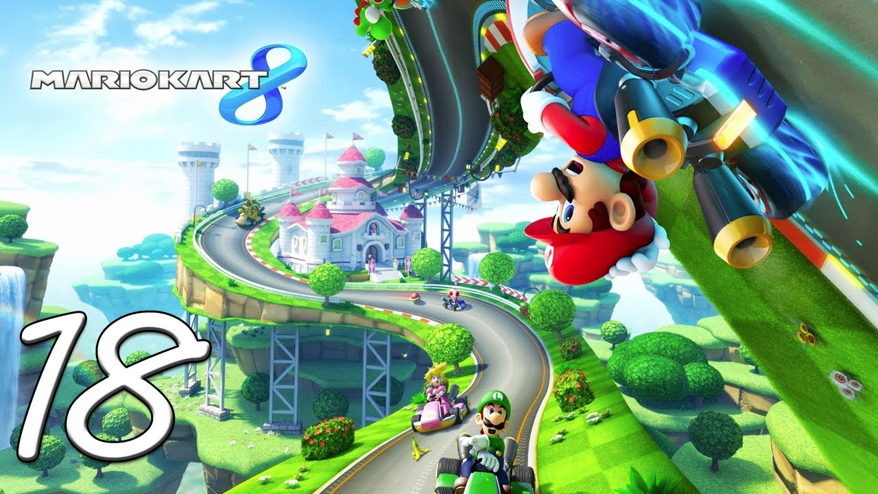 kart e18 Mario Kart 8 Online Multiplayer   E18   Thanks Mom   YouTube kart e18