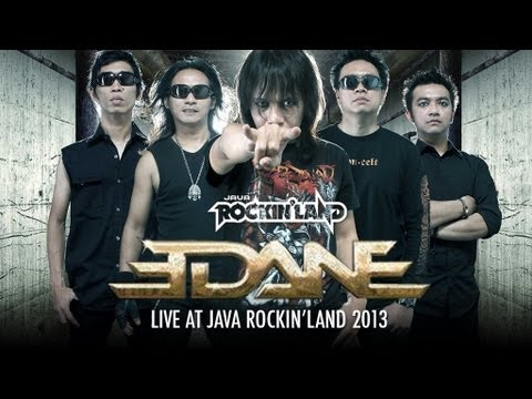 EDANE Live at Java Rockin'land 2013