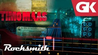 Timo Maas Feat Brian Molko First Day Rocksmith Bass