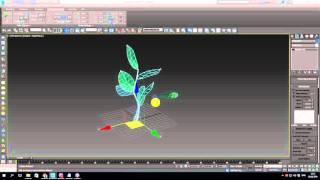 Урок 15 Рисуем растение
