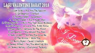 Video LAGU BARAT ROMANTIS KHUSUS VALENTINE 2018 download MP3, 3GP, MP4, WEBM, AVI, FLV September 2018