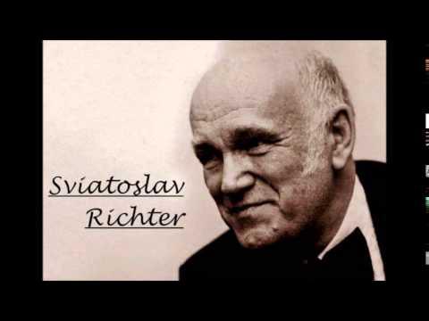 Tchaikovsky Piano Concerto No.1 In B Flat Minor Op.23, Sviatoslav Richter