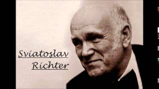 Tchaikovsky Piano Concerto No.1 in B flat minor Op.23, Sviatoslav Richter