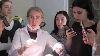 видео Белизна зубов с ZOOM 4