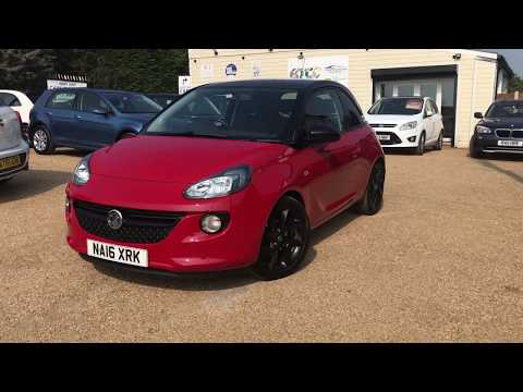 2016 VAUXHALL ADAM 1.2 ENERGISED FOR SALE | CAR REVIEW VLOG