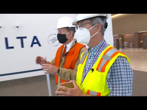 Bob Evans Shares The Secrets Of The New SLC Airport