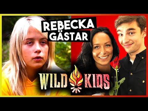 REBECKA ÄR MED OSS OCH KOLLAR! - Wild Kids ep. 11