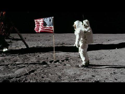 ВИДЕО | Единственная копия видео высадки на Луну уйдёт с молотка…