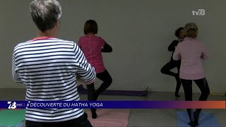 Découverte du Hatha Yoga