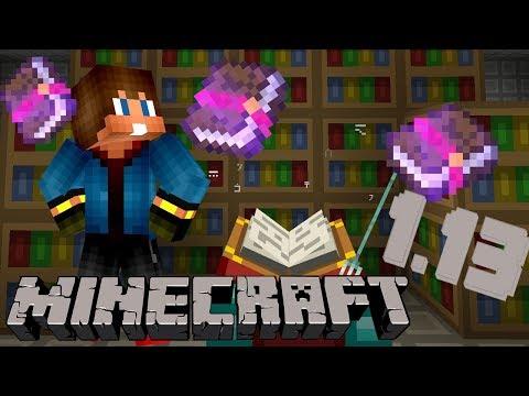 Minecraft Tutorial Ita Quanti E Quali Sono Gli Incantamenti Di Minecraft 1.13