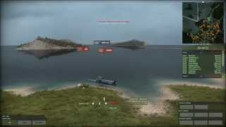 Wargame: RD - Naval Artillery Minimum Arming Distance: 0m