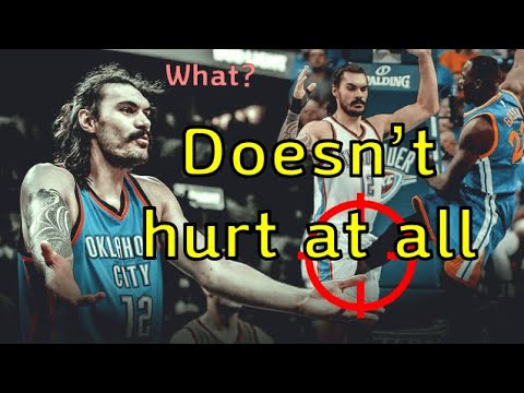 The Real Story of NBA Player With the Strongest Genes In the World [Steven Adams]