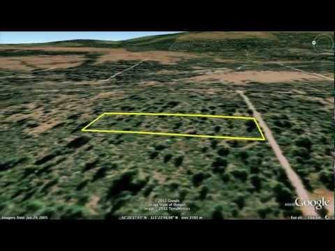 2.29 Acres Oregon Land, For Sale By Owner, Klamath Falls Forest Estates