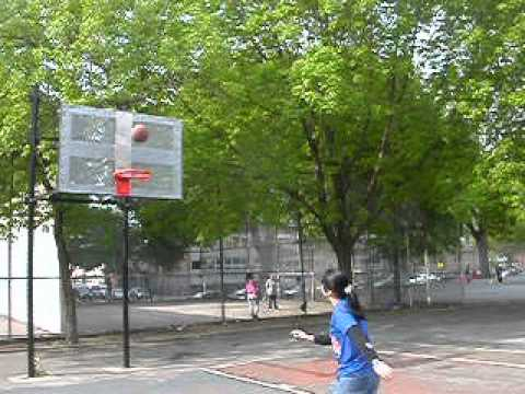 Basketball at Seth Low Park