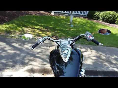 Honda VTX, motorcycle, , EP 1