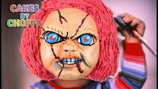 Halloween Cake - Chucky | Child