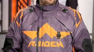 ICON Raiden DKR Jacket Review at RevZilla.com