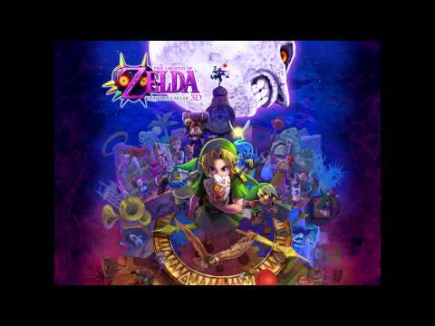 The Legend of Zelda: Majora's Mask 3D Soundtrack - End Credits 2