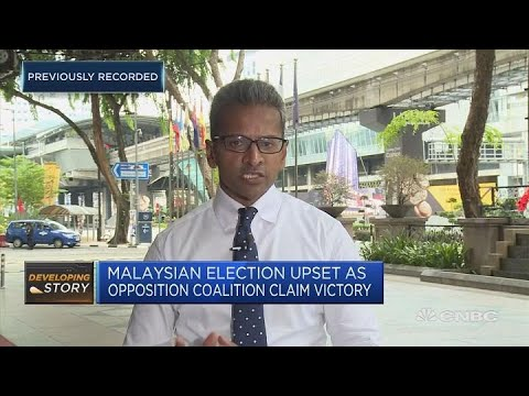 Mahathir Mohamad, former Malaysian prime minister, claims victory | In The News