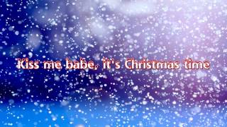 Owl City - Kiss Me Babe, It's Christmas Time [Lyrics] [Full HD]