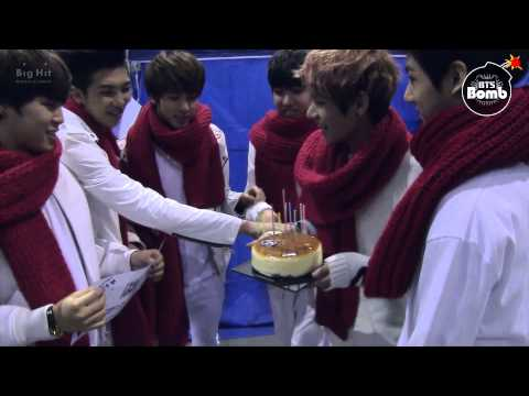 [BANGTAN BOMB] V's birthday episode