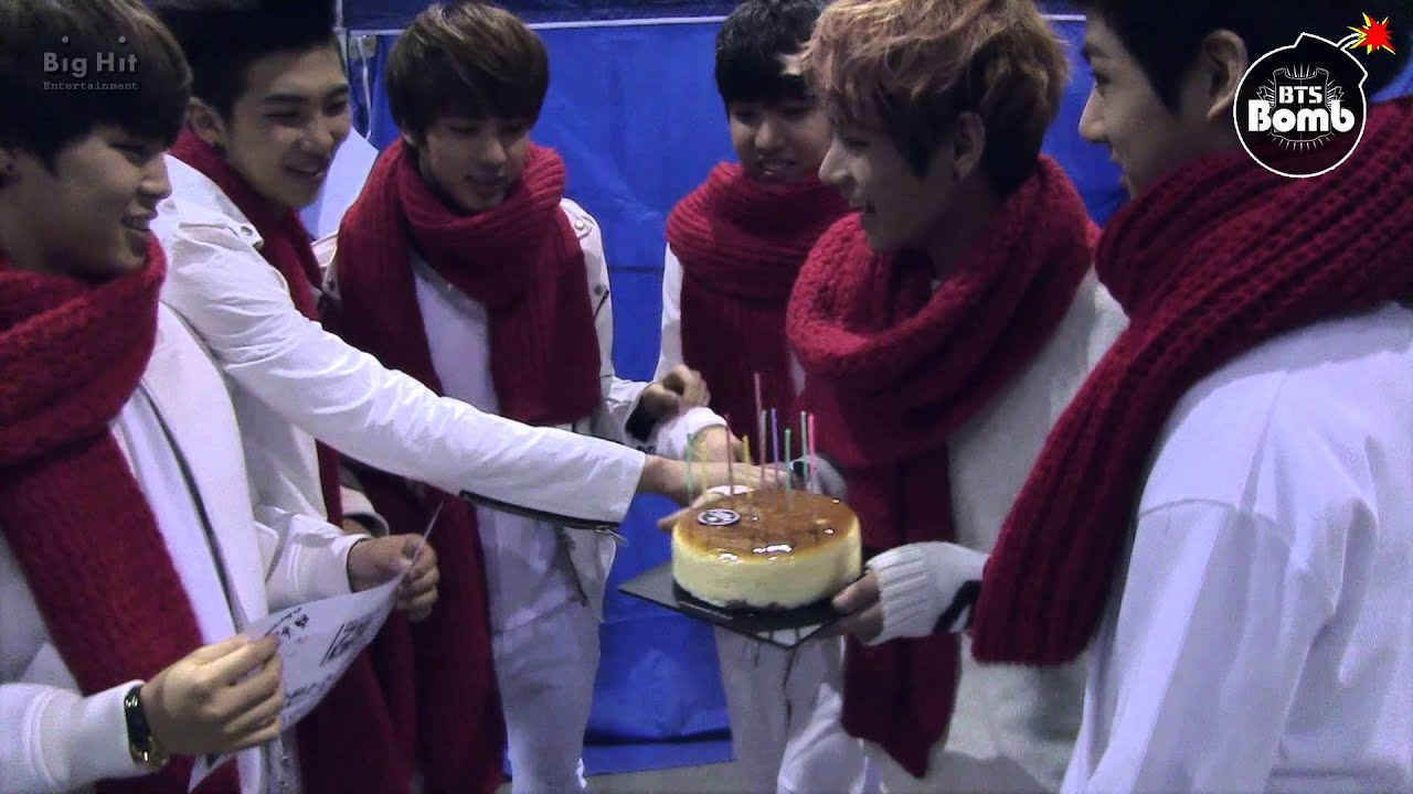[BANGTAN BOMB] V's birthday episode - BTS (방탄소년단)