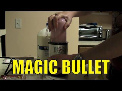 Prove di cucina con il Magic Bullet: Frappé, Cappuccino, Nachos Cheese, Guacamola