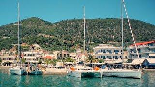 Смотреть видео Яхтинг на Греческих островах