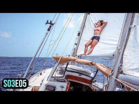 Learning to Single-hand | Sailing to an Offshore Atoll & Cruising Belize | S03E05