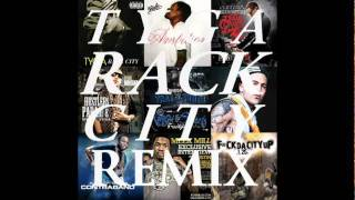 Tyga - Rack City Remix Gucci Mane TI Young Jeezy Wale Fabolous Yelawolf Meek Mill Trae The Truth