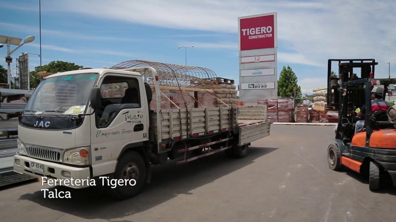 Tigero Materiales De Construcción Talca