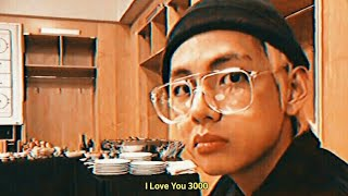 I Love You 3000— [Kim Taehyung fmv Ver]