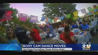 Carrollton Police Officers Join The Party After Getting Noise Complaint Call