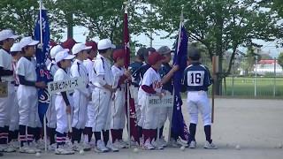 Kamiteru Shougakou Baseball Team 2017.