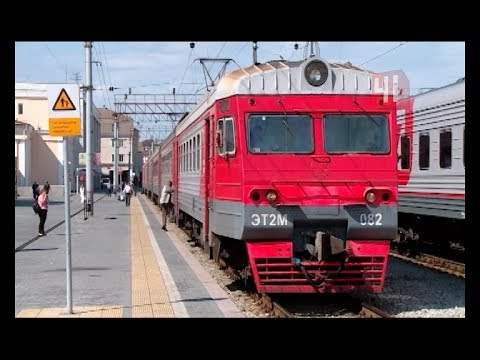 ЖД вокзалы перевели на местное время