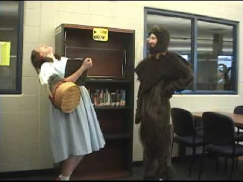 The Cowardly Lion Goes to School (Outtakes/Bloopers)