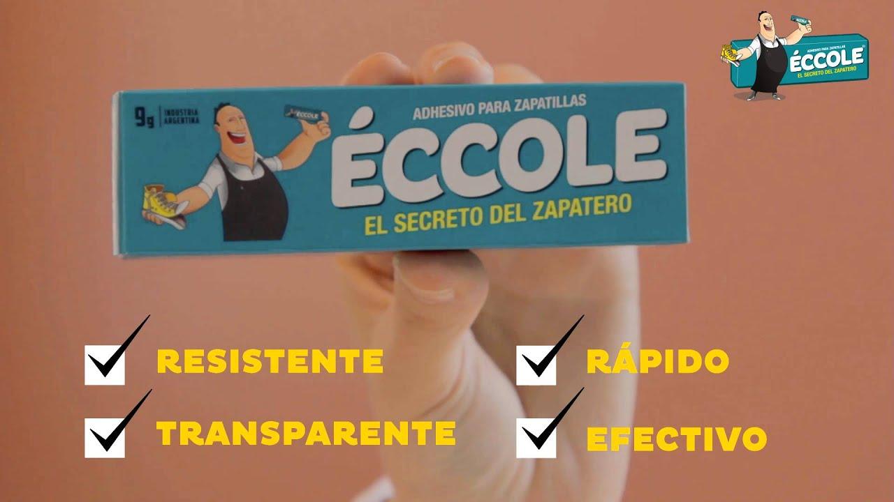 ÉCCOLE - Tutorial Reparación de Lateral de Zapatillas