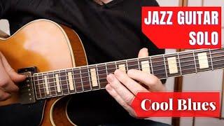 Cool Blues - Jazz Guitar Soloi…