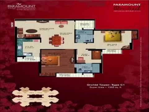 Call ovhousing.com +918882299700 Paramount Orchid Crossings Republik Resale