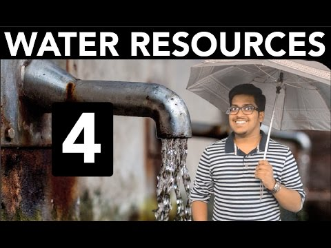 Geography: Water Resources (Part 4)